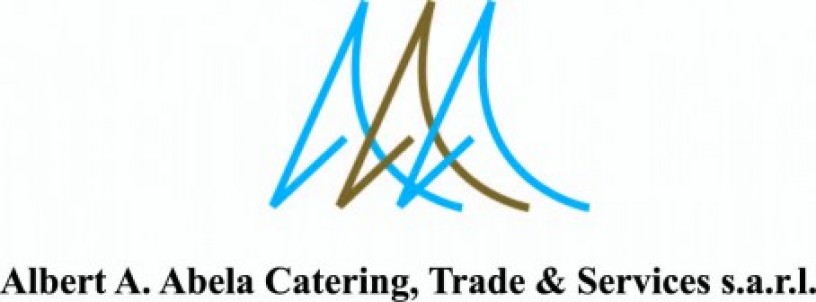 Logo Albert A. Abela Catering Trade And Services SARL