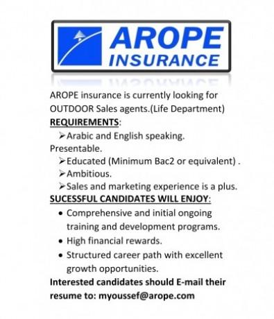 Logo Arope Insurance