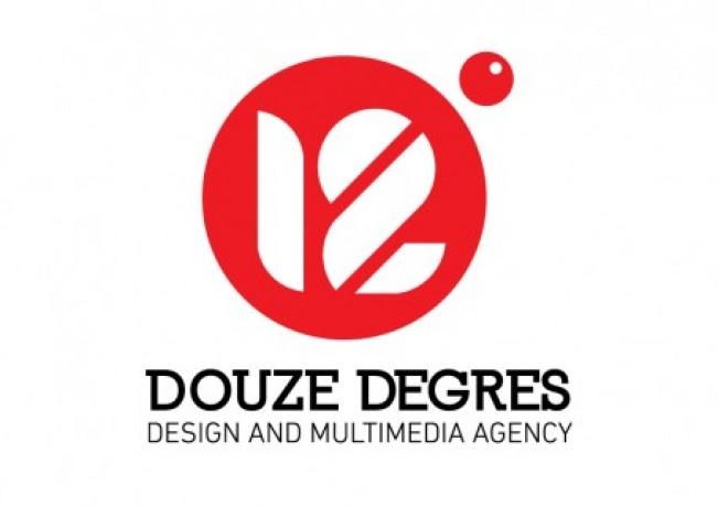 Logo Douze Degres Agency