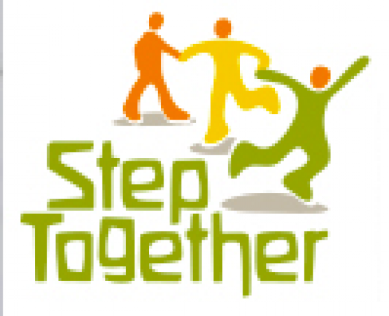 Logo Step Together Association
