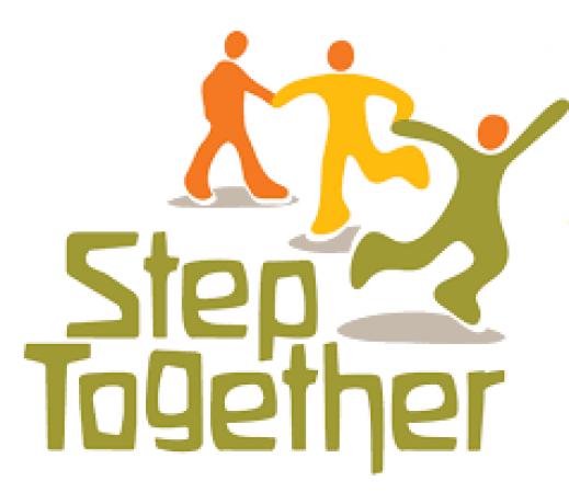 Logo Step Together Association
