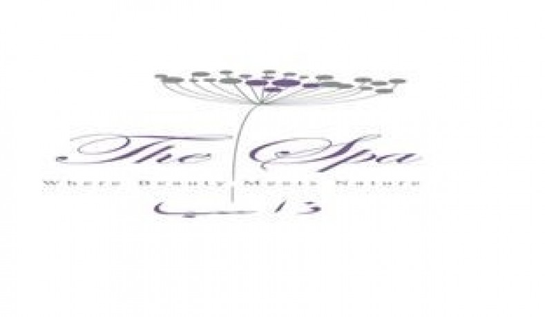Logo The SPA And Nailshop